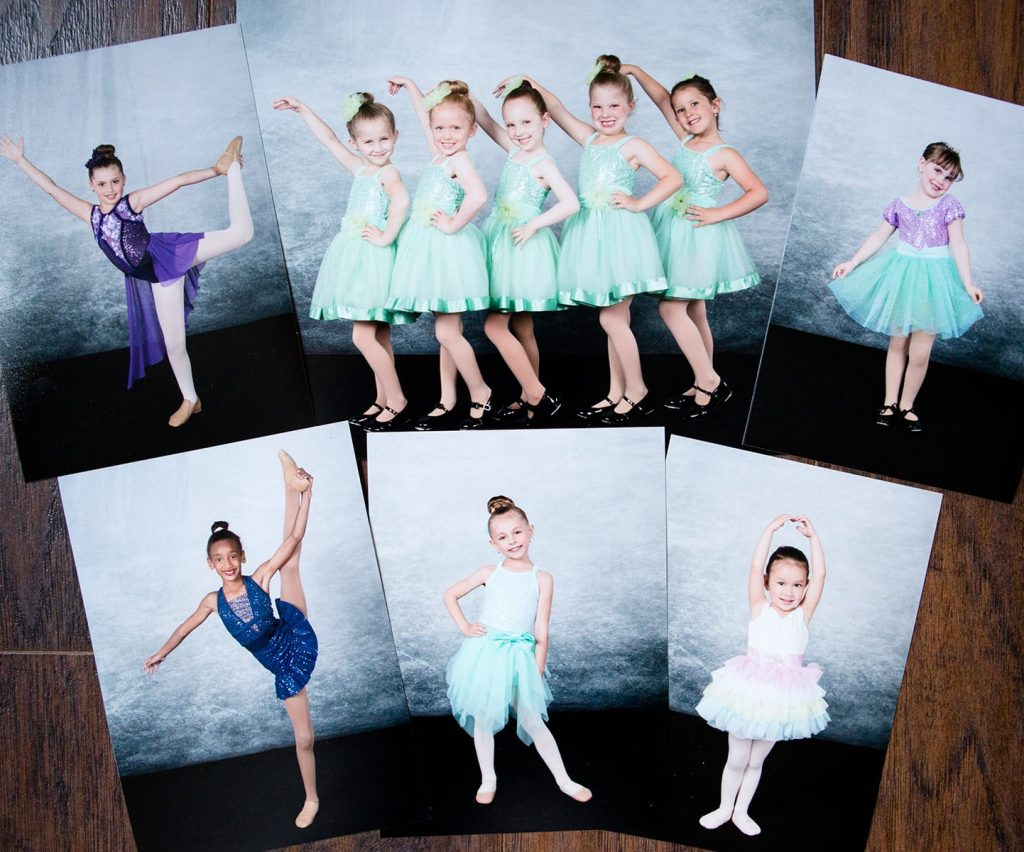dance pictures printed on high-quality paper for Patty Flower Dance in Rochester