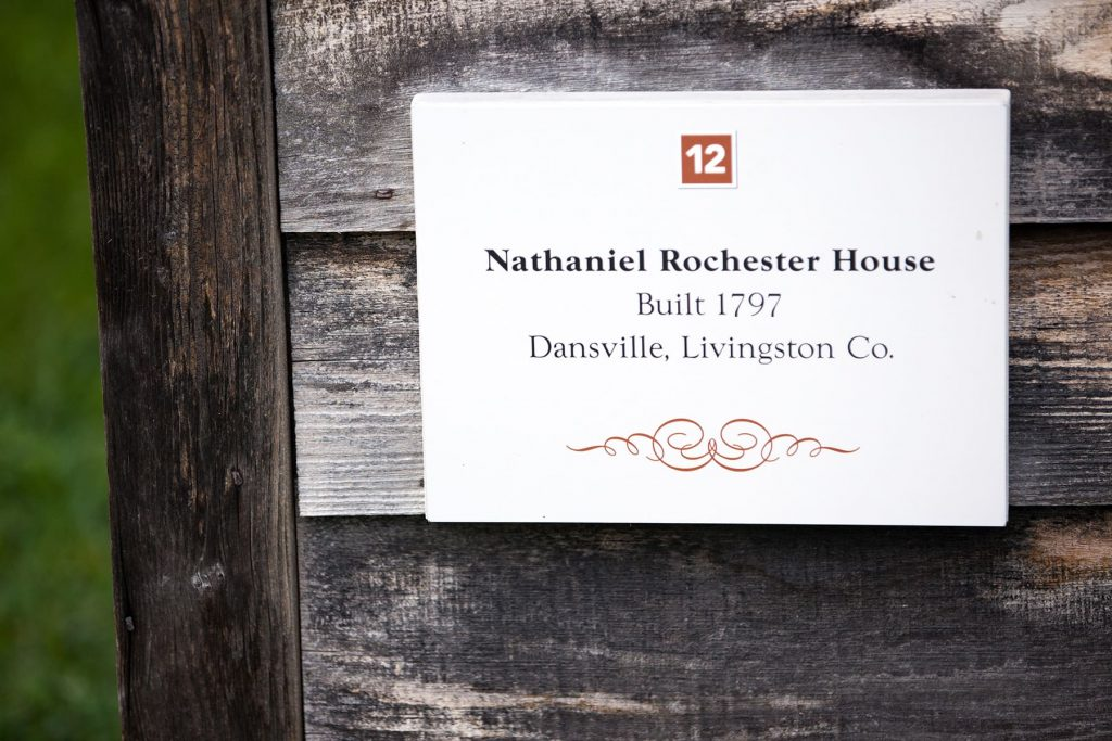 The Nathaniel Rochester House