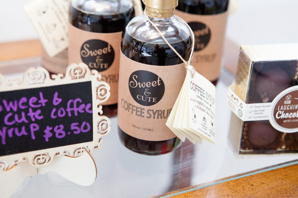 Sweet & Cute coffee syrup