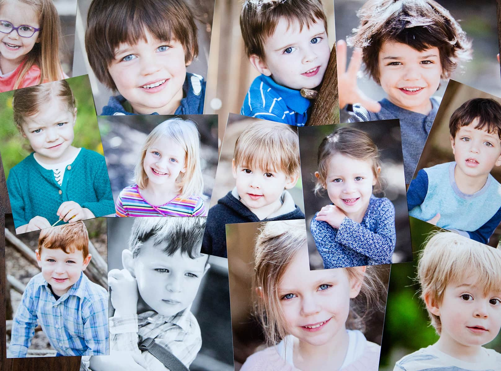 school pictures are printed on high-quality image paper to last for generations