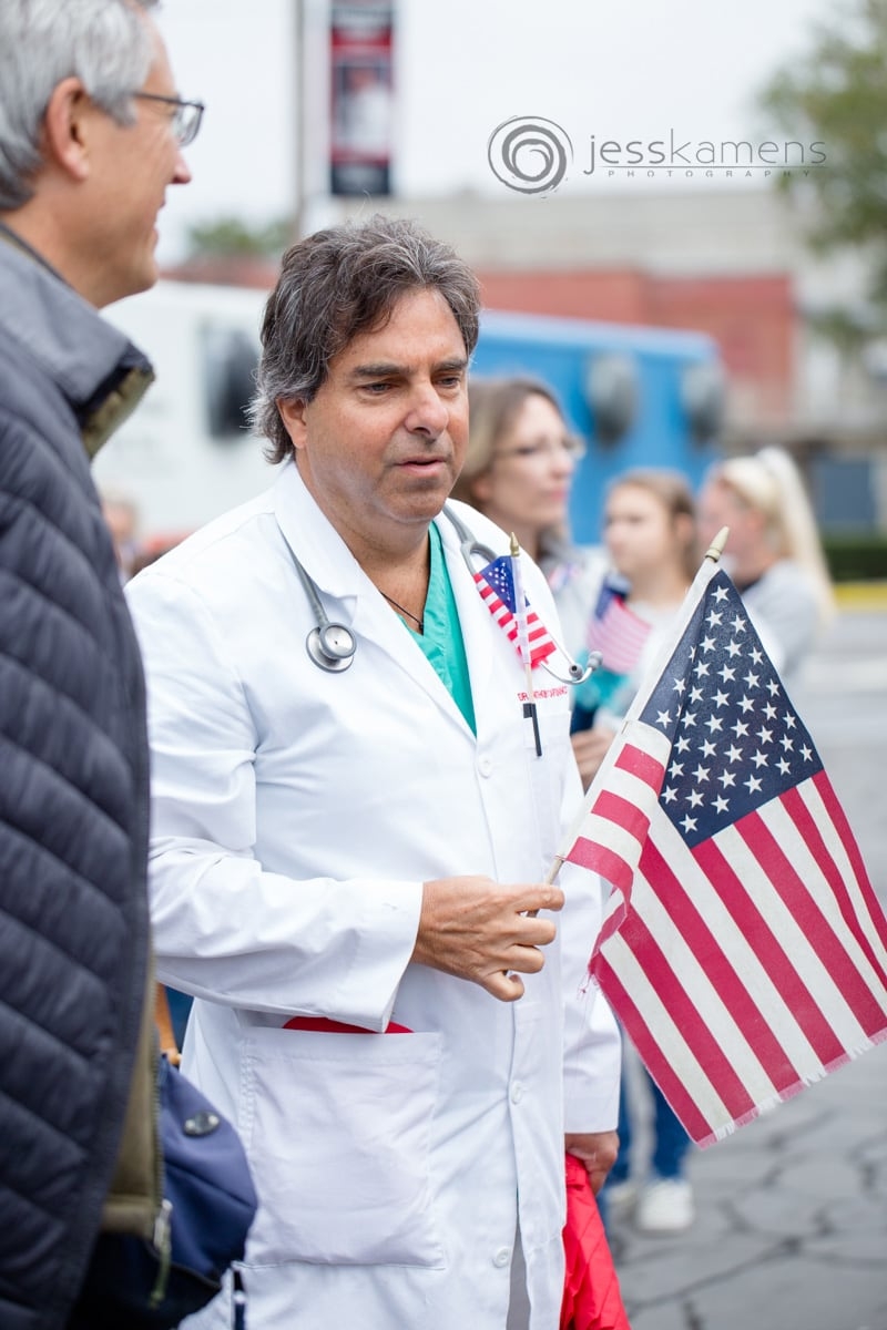 a doctor supports religious exemptions and freedom in new york