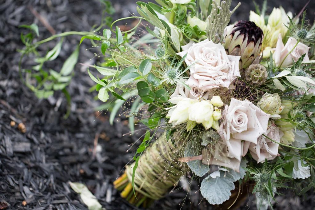 Bridal Bouquet from Arena's Flowers in Rochester NY