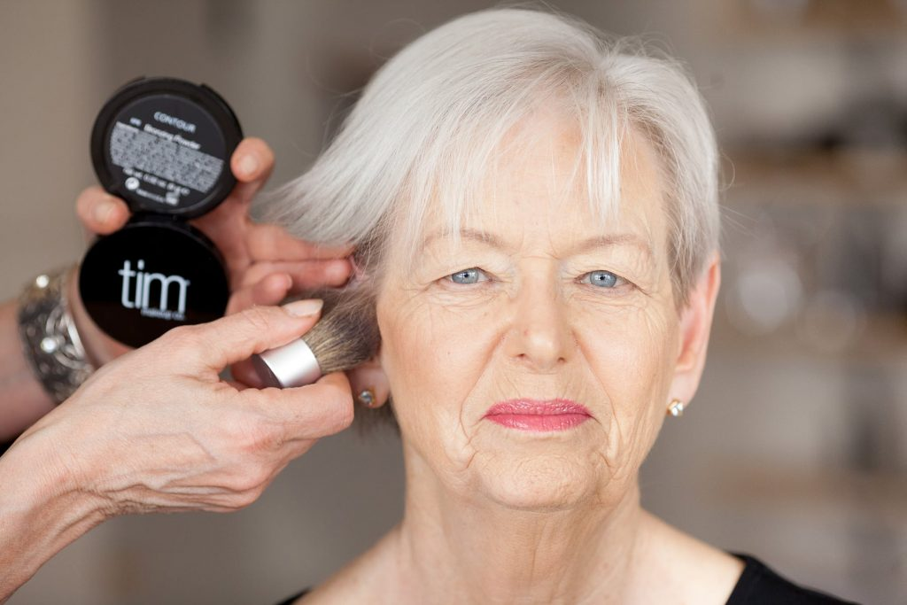 tim makeup of rochester is for women over 50
