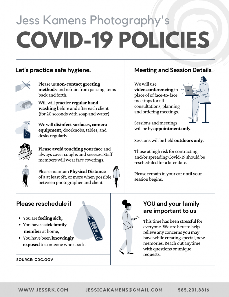 Covid-19 Reopen Policies